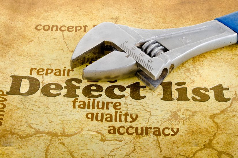 How To Handle Construction Defects