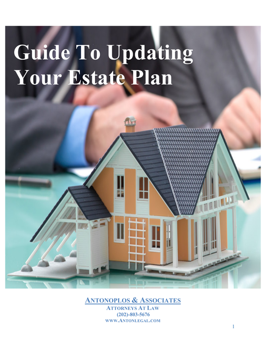 Guide To Updating Your Estate Plan