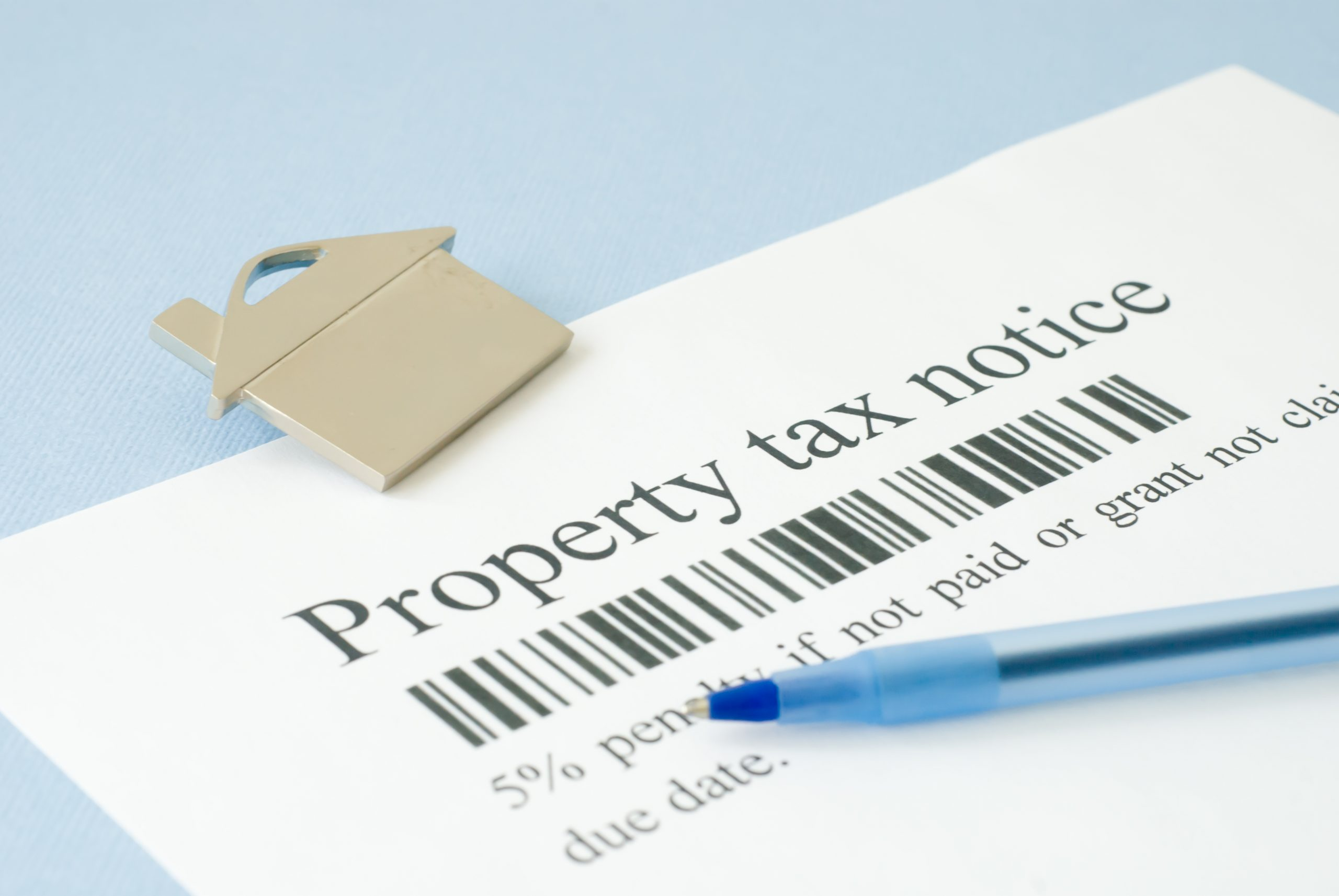 Basis For Appealing Your DC Real Property Taxes Washington DC Legal Article Featured Image by Antonoplos & Associates