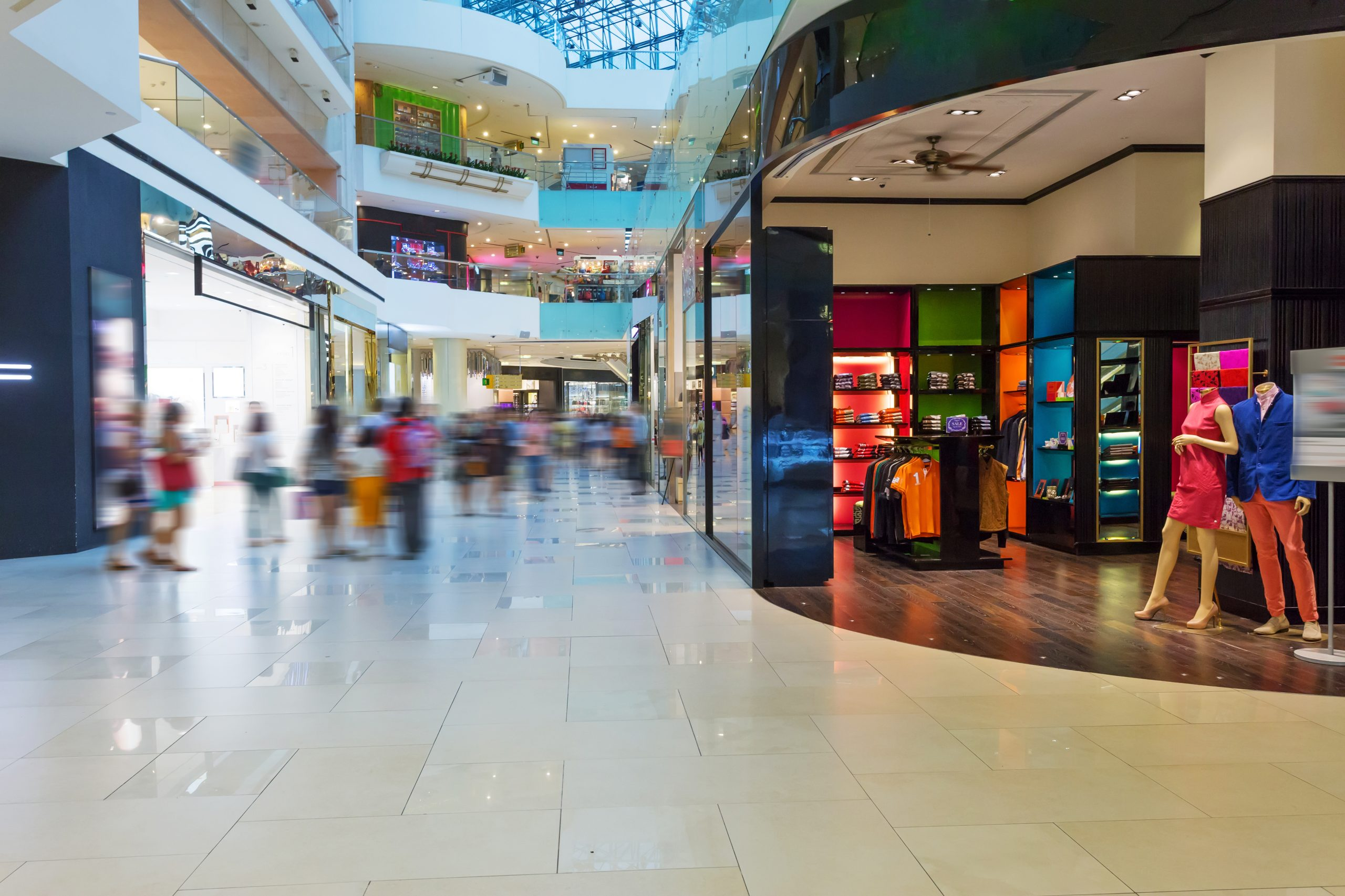 Shopping Mall Leases Washington DC Legal Article Featured Image by Antonoplos & Associates