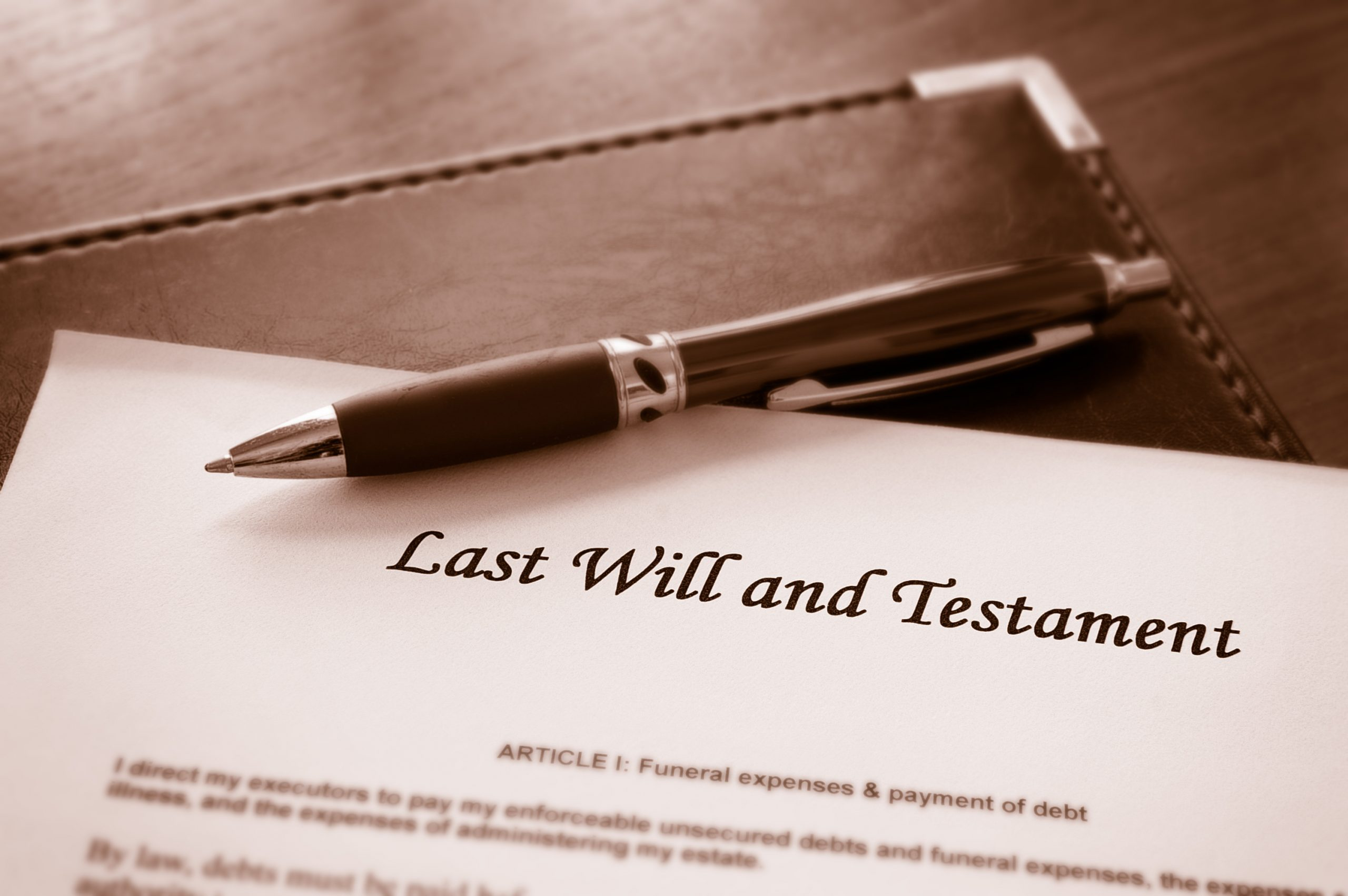 What is Probate? Washington DC Legal Article Featured Image by Antonoplos & Associates
