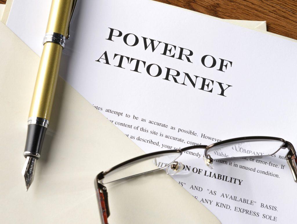 Maryland Lawyers Helping Establish Power Of Attorney