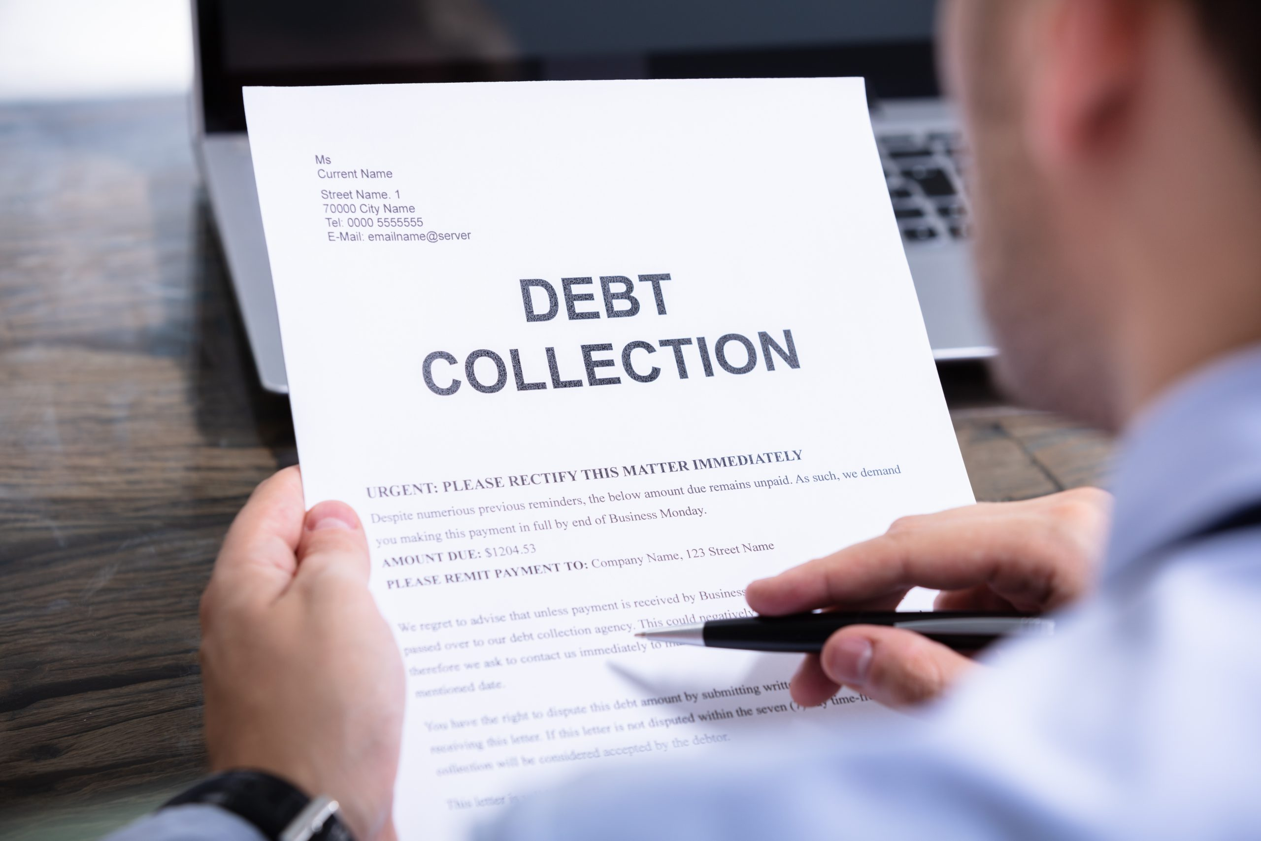 Can Your Spouse Make You Liable for Their Debts? Washington DC Legal Article Featured Image by Antonoplos & Associates